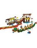 LEGO Exclusifs - La course de bateau du dragon - 80103