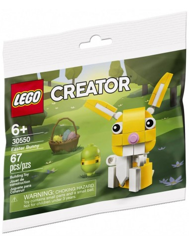 LEGO Creator - Le lapin de Pa^ques - 30550