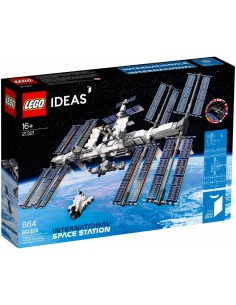 LEGO Ideas - La station spatiale internationale - 21321