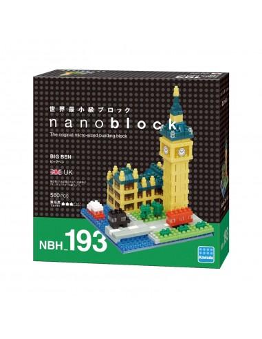 Nanoblock-Big Ben-NBH193