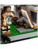 LEGO Star Wars - Entraînement sur l'île d'Ahch-To - 75200