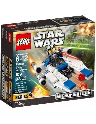 LEGO Star Wars - Microvaisseau U-Wing - 75160