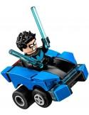 LEGO Super Heroes - Nightwing contre Le Joker - 76093