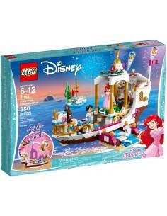LEGO Disney - Mariage sur le navire royal d'Ariel - 41153