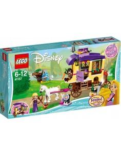 LEGO Disney - La caravane de Raiponce - 41157