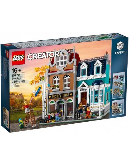 LEGO Modulaires - La librairie - 10270