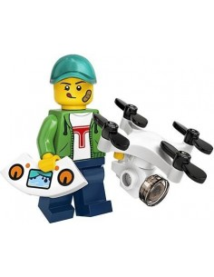 LEGO Série 20 - Drone Boy - 71027-16