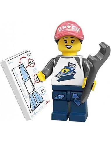 LEGO Série 20 - Space Fan - 71027-06