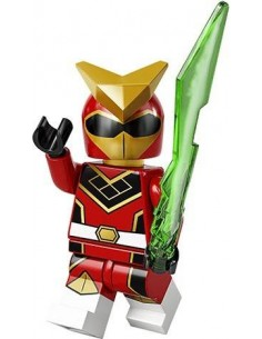 LEGO Série 20 - Super Warrior - 71027-09