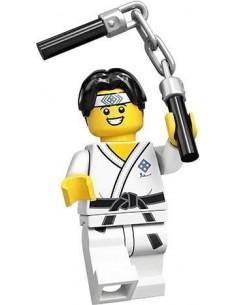 LEGO Série 20 - Martial Arts Boy - 71027-10