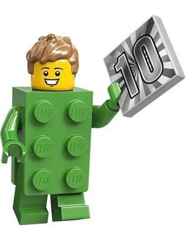 LEGO Série 20 - Brick Costume Guy - 71027-13