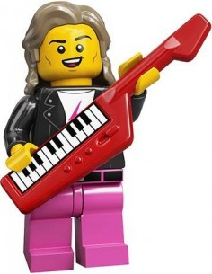 LEGO Série 20 - 80s Musician - 71027-14