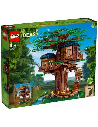 LEGO Ideas - La cabane dans l'arbre - 21318