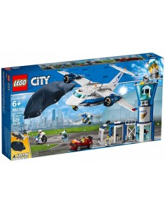 LEGO City - La base aérienne de la police - 60210