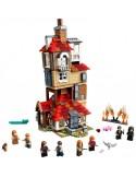 LEGO Harry Potter - L'Attaque du Terrier des Weasley - 75980