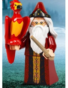 LEGO Série Harry Potter 2 - Albus Dumbledore - 71028-02