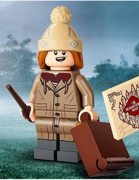 LEGO Série Harry Potter 2 - Fred Weasley - 71028-10