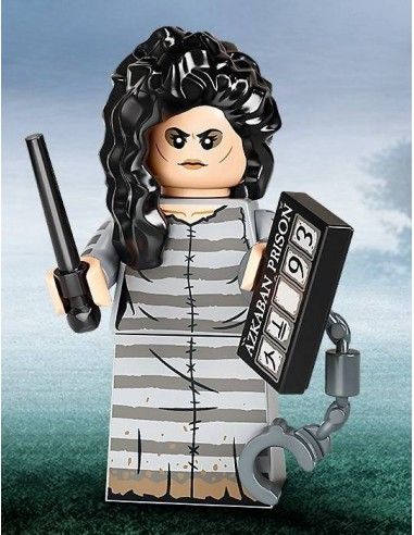 LEGO Série Harry Potter 2 - Bellatrix Lestrange - 71028-12
