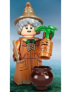 LEGO Série Harry Potter 2 - Professor Pomona Sprout - 71028-15