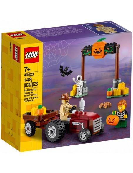 LEGO Exclusifs - Promenade en chariot d'Halloween - 40423