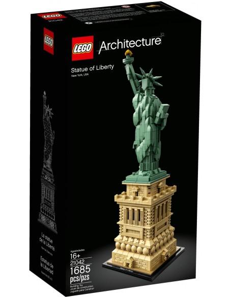 LEGO Architecture - La Statue de la Liberté - 21042