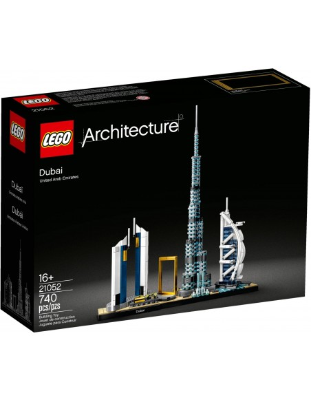 LEGO Architecture - Dubaï - 21052