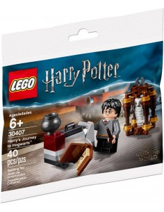 LEGO Harry Potter - Le Voyage de Harry Potter à Poudlard - 30407