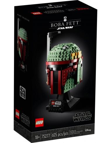 LEGO Star Wars - Le casque de Boba Fett - 75277