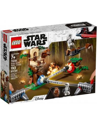 LEGO Star Wars - Action Battle L'assaut d'Endor - 75238