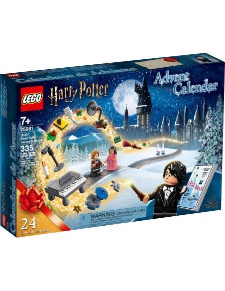 LEGO Harry Potter - Le Calendrier de l'Avent - 75981