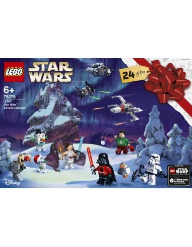LEGO Star Wars - Le Calendrier de l'Avent - 75279