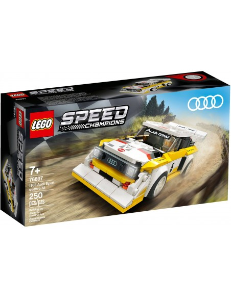 LEGO Speed Champions - Audi Sport Quattro S1 - 76897