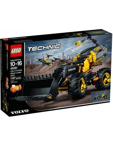 LEGO Technic - Le tractopelle Volvo...