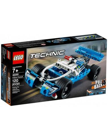 LEGO Technic - La voiture de police -...