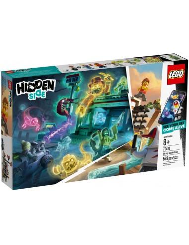 LEGO Hidden Side - Le restaurant...