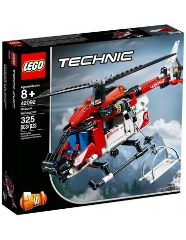LEGO Technic - L'hélicoptère de...