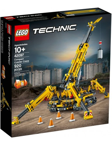 LEGO Technic - La grue araignée - 42097