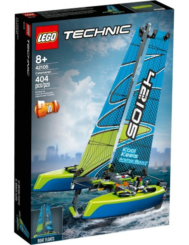 LEGO Technic - Le catamaran - 42105
