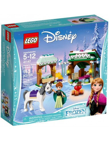 LEGO Disney - L'aventure Enneigée...