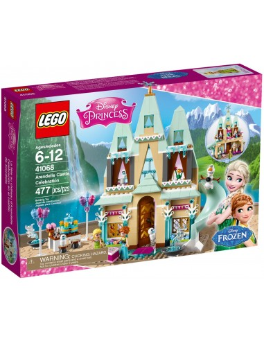 LEGO Disney - L'anniversaire d'Anna...