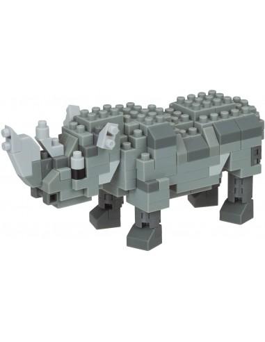 Nanoblock - Le Rhinocéros - NBC308