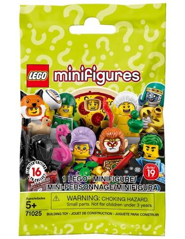 LEGO Série 19 - Série 19 - Sachet...