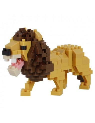 Nanoblock - Le Lion - NBC326