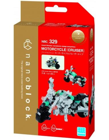 LEGO Nanoblock - Moto Cross - NBC329
