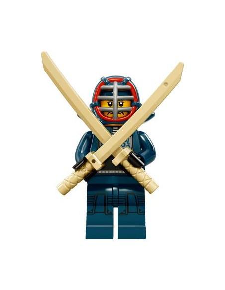 LEGO Série 15 - Kendoka - 71011-12