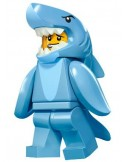 LEGO Série 15 - Shark Suit Guy - 71011-13