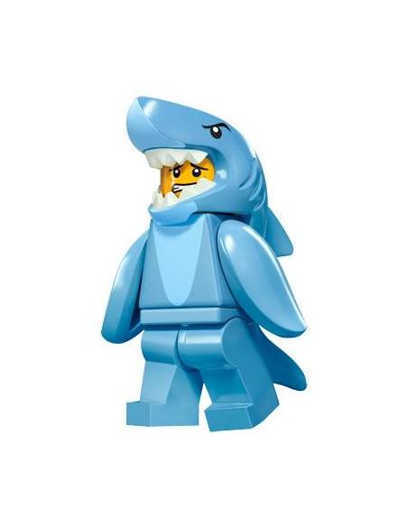 LEGO Série 15 - Shark Suit Guy - 71011-13