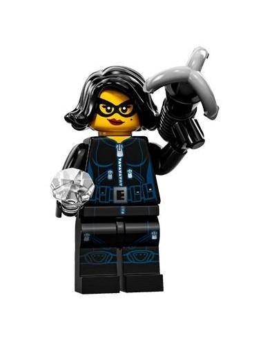 LEGO Série 15 - La voleuse de pierres précieuses - 71011-15