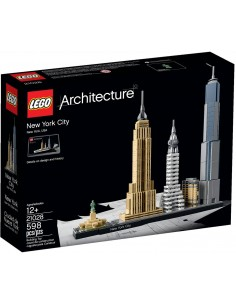 LEGO Architecture - New York City - 21028