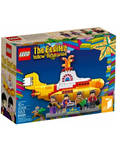 LEGO Ideas - The Beatles Yellow Submarine - 21306